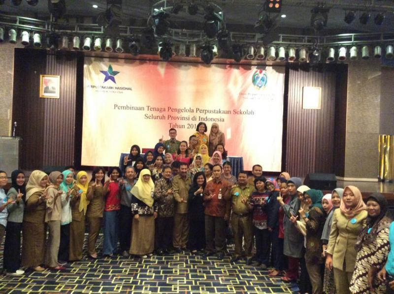 Perpusnas Latih 4.000 Pengelola Perpustakaan Sekolah - Laporan dari Medan