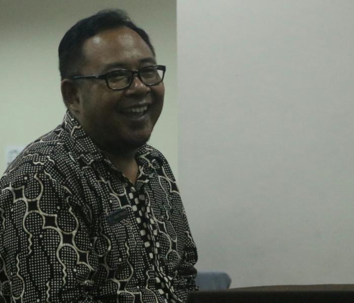 Profil Anang Fitrianto Sapto Nugroho (DIY) - Juara 1 Pemilihan Pustakawan Berprestasi terbaik Tingkat Nasional Tahun 2018