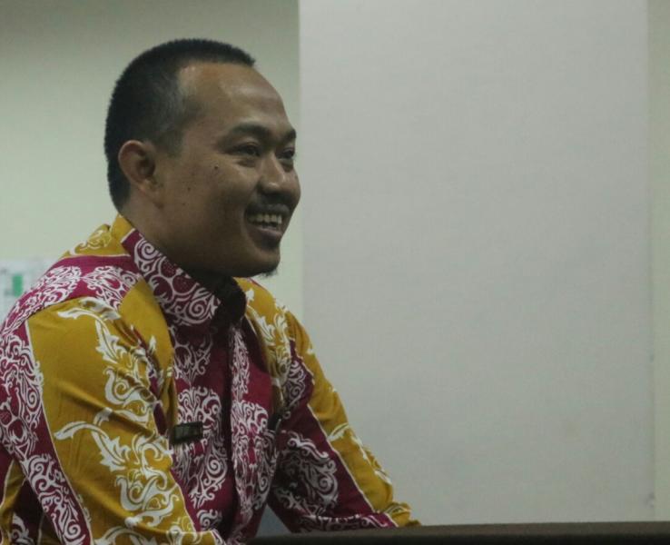 Profil Santoso Mahargono (Jawa Timur) - Juara 2 Pemilihan Pustakawan Berprestasi terbaik Tingkat Nasional Tahun 2018
