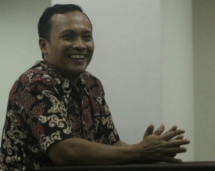 Profil Tunardi (Jawa Tengah) - Juara 3 Pemilihan Pustakawan Berprestasi Terbaik Tingkat Nasional Tahun 2018