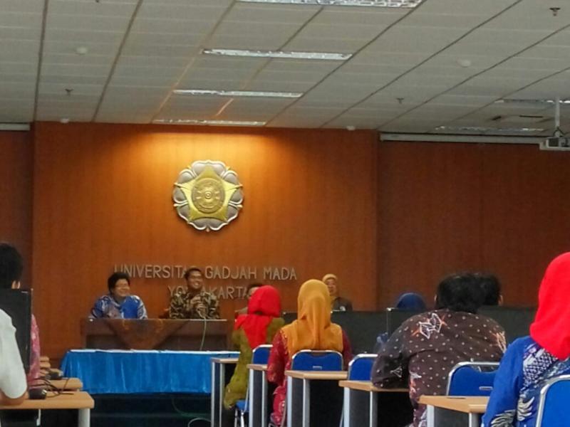 Sertifikasi Pustakawan di UGM Yogyakarta